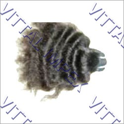 Thread Hand Weft Hair