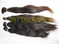 Virgin Single Drawn Human Hair Extension
