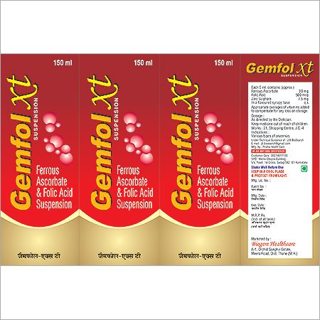 Gemfol Xt Liquid Suspension