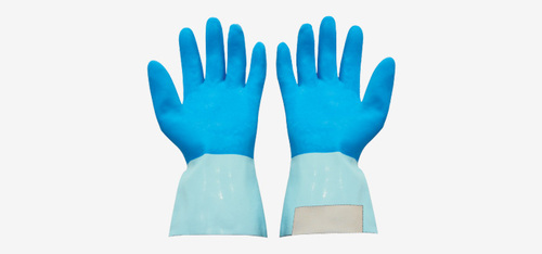 Latex Supported Gloves