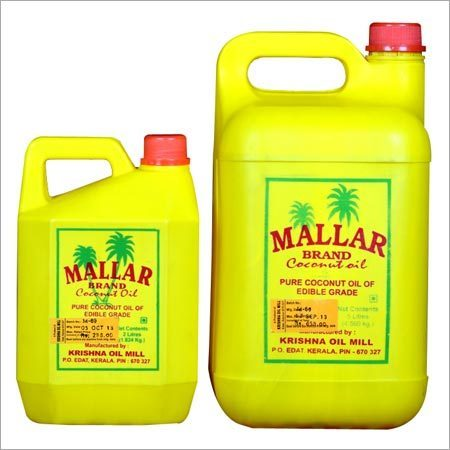 Edible Grade Coconut Oil