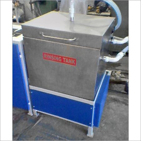 Manual Rinsing Machine
