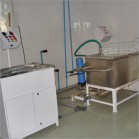 Industrial Rinsing Machines