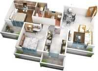 2 BHK Flat Projects