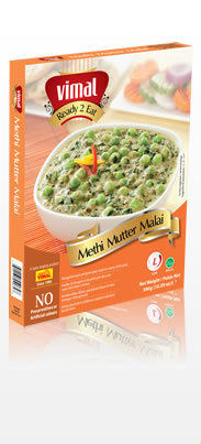 Methi Mutter Malai
