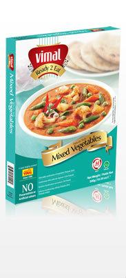 Mixed Vegetables Patiyala
