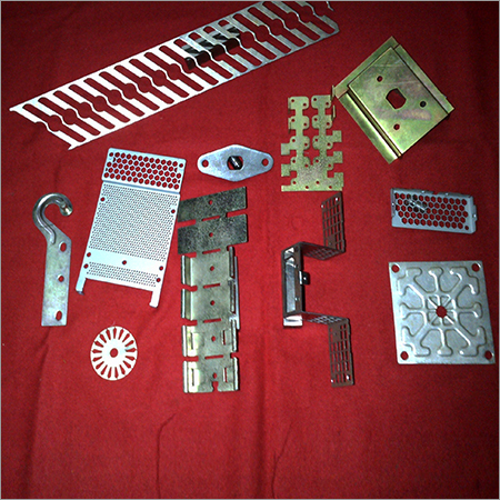 Metal Pressed Components