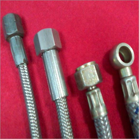Synthetic Braided Hose Pipe