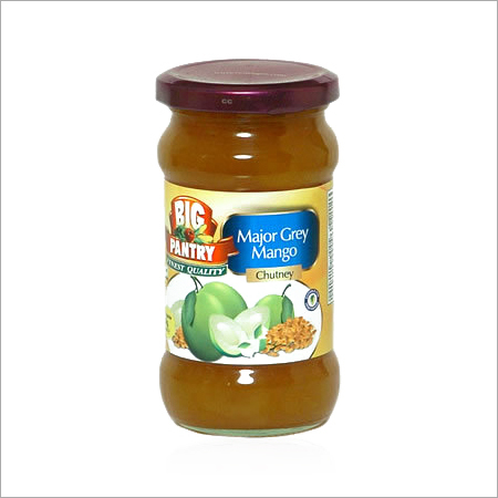 Major Grey Mango Chutney