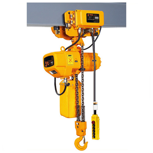 Electric Chain Hoist & Electric Trolley