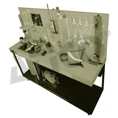 Hydrostatic Bench Apparatus