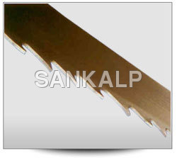 Variable Pitch Bandsaw Blades