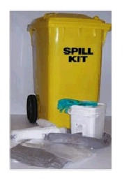 NEW PIG CHEMICAL SPILL KIT