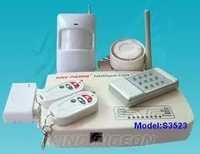 GSM Burglar Alarm