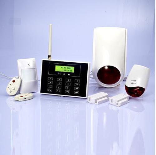 Standalone GSM Alarm