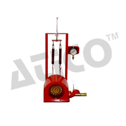 Pelton Impulse Turbine Apparatus