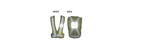 Superior Quality Mesh type Reflective vest(Jacket)