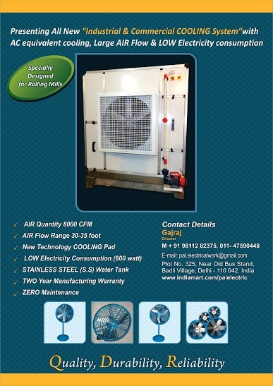 Industrial Cooling Fans