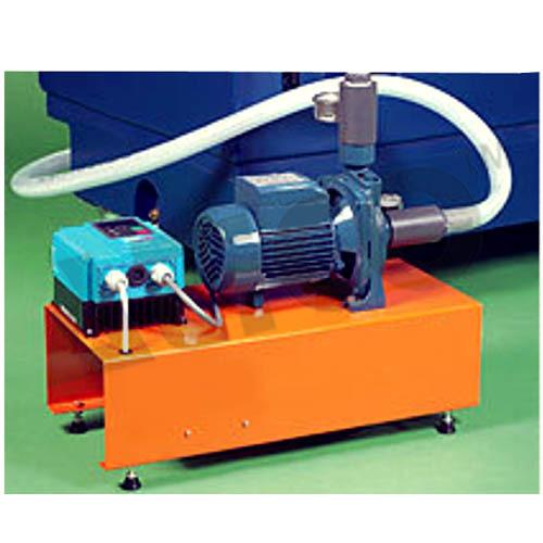 Pump Characteristic Apparatus