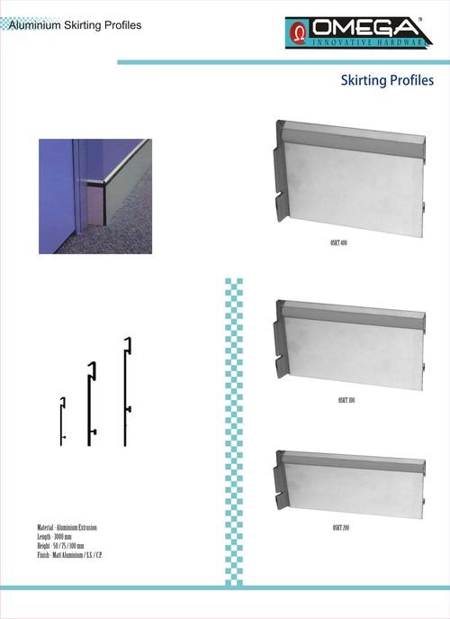 Skirting Profiles Modular Type