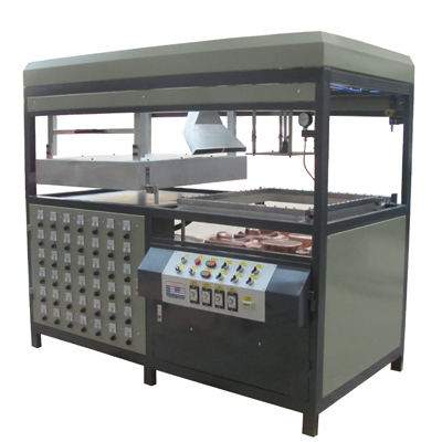 Semi Automatic Plastic Forming Machine