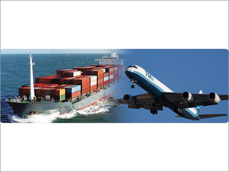 Sea Air Frieght Forwarding