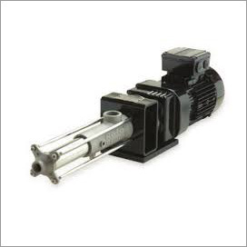 High Pressure Screw Pumps