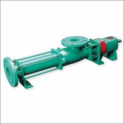 Single Screw Long Pump