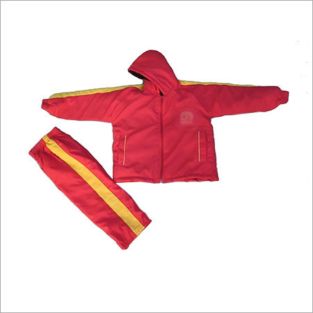 School Red Tracksuit