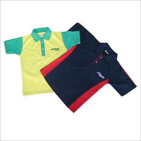School Collar T Shirts