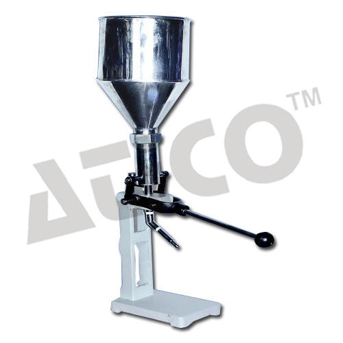 Collapsible Tube/Oinment Filling Machine