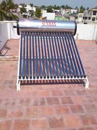 Domestic Solar Water Heater