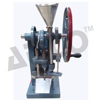 Hand Operated Tablet Making Machine