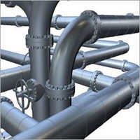 Mild Steel Pipeline