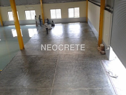 Neoflex spectra polished concrete