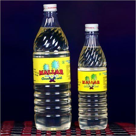 Coconut Oil Bottle
