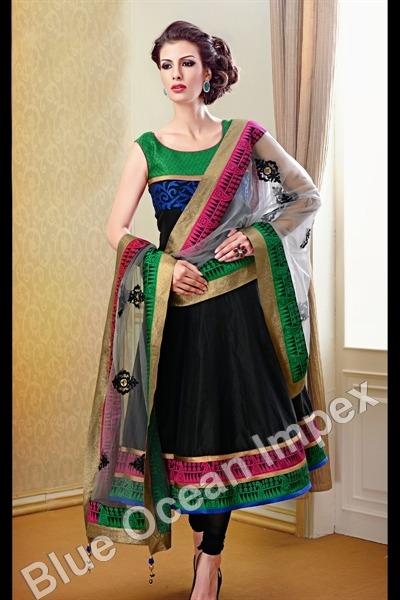 Elegant Punjabi Dress