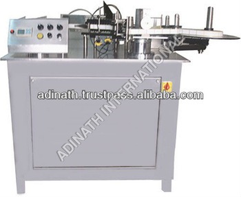 High Spees Ampoule Sticker Labeling Machine
