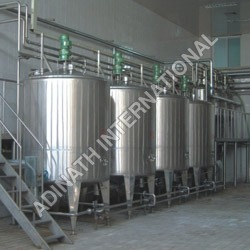 Shampoo Manufacturing Plant