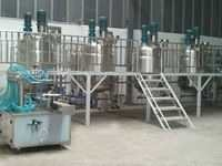 Shampoo Production Line