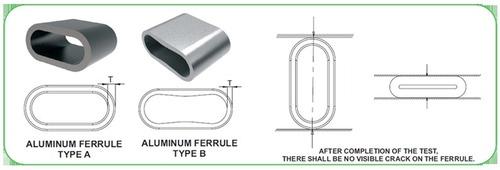 Alluminum Feerule
