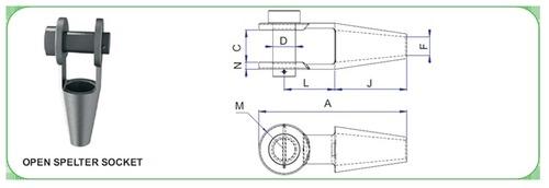 Open Type Spetter Sockets Application: Automotive