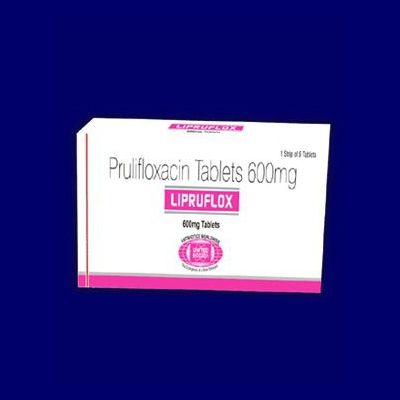Prulifloxacin Tablets 600 mg