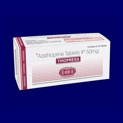 Azathioprine Tablets IP 50mg