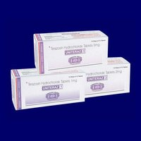 Terazosin Hydrochloride Tablets 1 mg