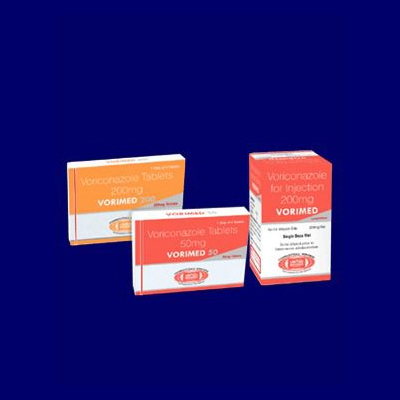 Voriconazole 50mg Tablet