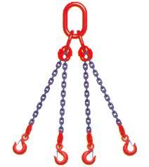 Four Legged Chain Slings