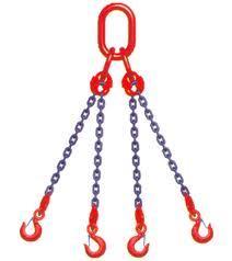 Four Legged Chain Slings
