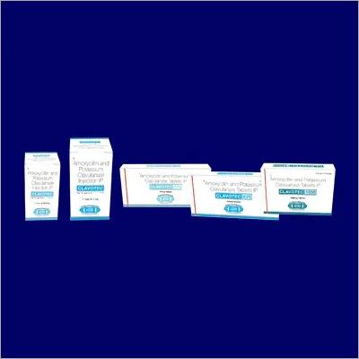 Clavulanate Potassium Amoxicillin