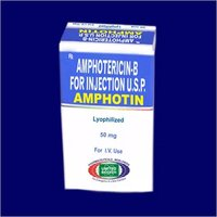 Amphotericin-B for Injection U.S.P.
